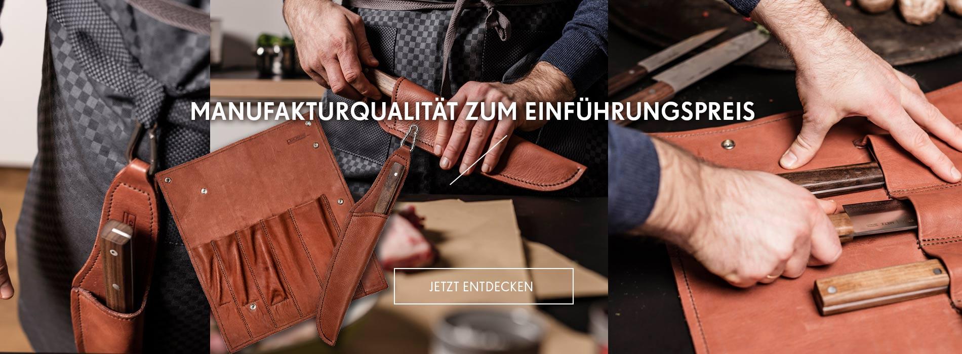 Carl Mertens Messertasche und Messertasche im Angebot!