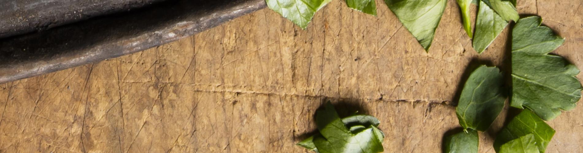 Bestecke PVD Titan & Kupfer