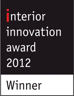 Interior Innovation Award 2012 Rat fuer Formgebung