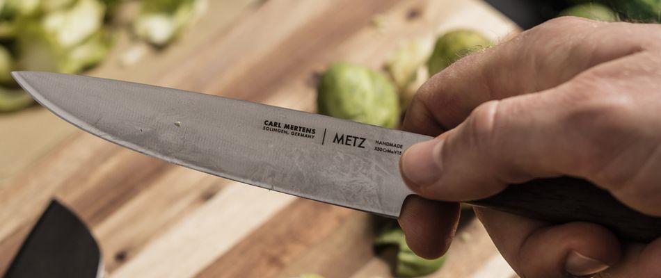 Der Carl Mertens Onlineshop Messerfinder - europäische Messer