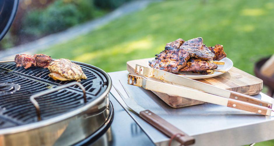 Grill-, BBQ- und Picknick-Artikel von Carl Mertens Solingen